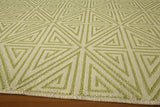 "Momeni BAJA0BAJ-4GRN2376 EGYPTIAN MACHINE MADE Collection Green Finish Runner 2'3""X7'6"""
