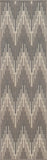 "Momeni BAJA0BAJ-6IVY6796 EGYPTIAN MACHINE MADE Collection Ivory Finish Rugs 6'7""X9'6"""