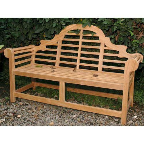 Anderson Teak Seater Bench Marlborough