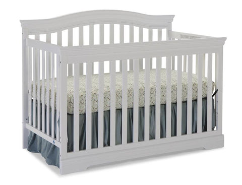 Broyhill Kids 04550-181 Broyhill Bowen Heights 4-In-1 Conv Crib-White - Peazz.com