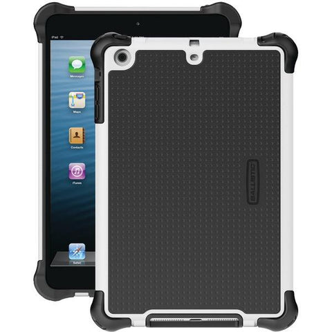 Ballistic Case Co. TJ1284-A08C iPad mini with Retina display/iPad mini Tough Jacket Case (White/Black) - Peazz.com