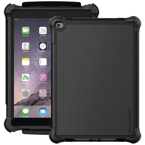 Ballistic Case Co. TJ1533-A06C iPad Air 2 Tough Jacket Case (Black) - Peazz.com