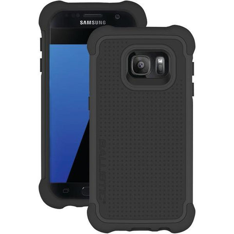best sneakers 6359c bf4ca Ballistic Case Co. TJ1681-A06N Samsung Galaxy S 7 Tough Jacket Case  (Black/Black)