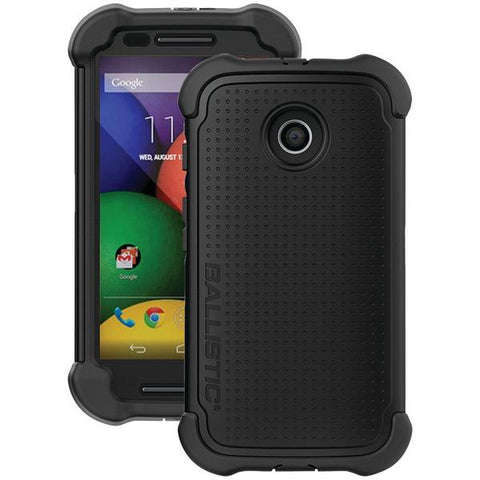 Ballistic Case Co. TX1614-A08N Moto E by Motorola Tough Jacket Maxx Case - Peazz.com