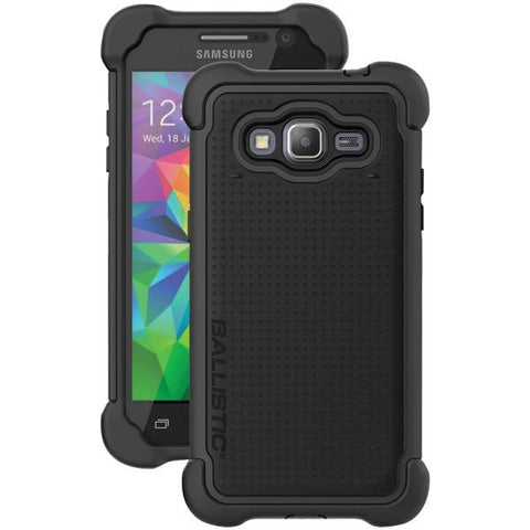 Ballistic Case Co. TX1648-A06N Samsung Galaxy Grand Prime Tough Jacket Maxx Case - Peazz.com