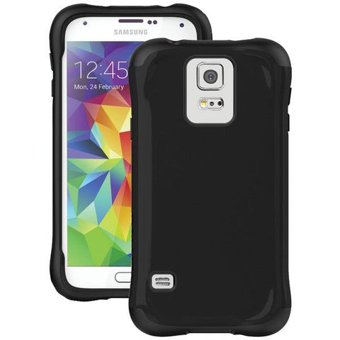 Ballistic Case Co. UR1343-A06C Samsung Galaxy S 5 Urbanite Case (Black/Black) - Peazz.com