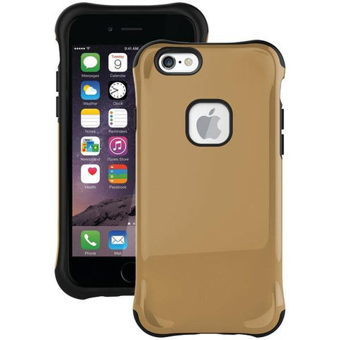 Ballistic Case Co. UR1413-A77N iPhone 6/6s Urbanite Case (Champagne Gold/Black) - Peazz.com