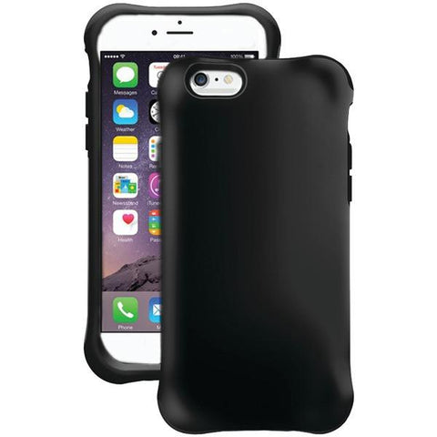 Ballistic Case Co. UR1413-A91C iPhone 6/6s Urbanite Case (Black Soft Touch/Black) - Peazz.com