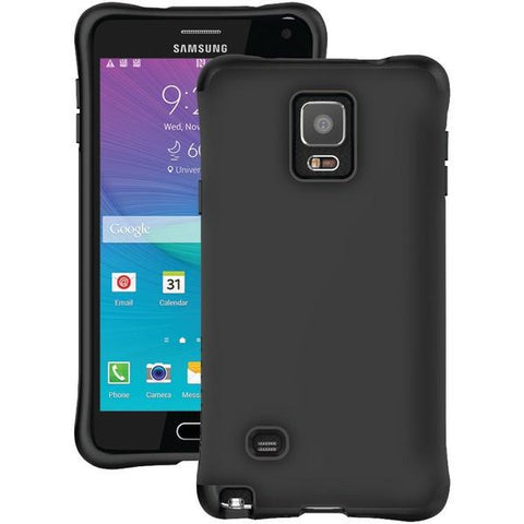 Ballistic Case Co. UR1498-A91C Samsung Galaxy Note 4 Urbanite Case (Black) - Peazz.com
