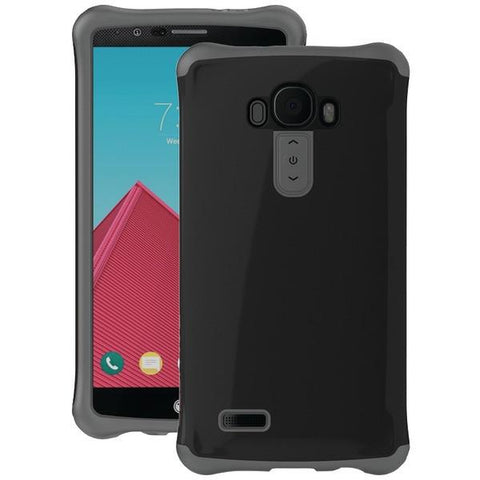 Ballistic Case Co. UR1625-A02N LG G4 Urbanite Case (Black/Dark Charcoal Gray) - Peazz.com