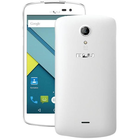 BLU Products D750UW Studio X Smartphone (White) - Peazz.com