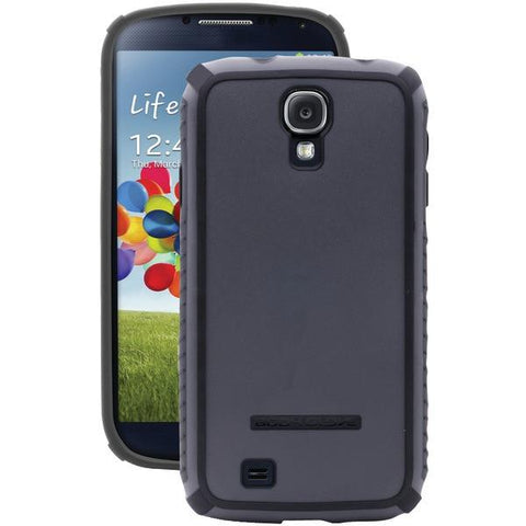 Body Glove 9340303 Samsung Galaxy S 4 Tactic Case (Brushed Charcoal/Black) - Peazz.com