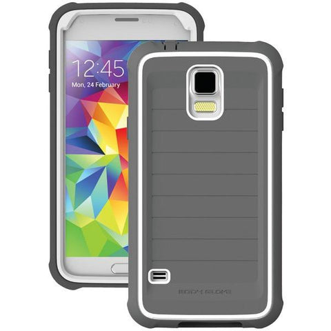 Body Glove 9408603 Samsung Galaxy S 5 ShockSuit Case (White/Charcoal) - Peazz.com