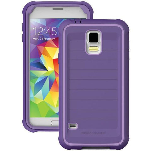 Body Glove 9408704 Samsung Galaxy S 5 ShockSuit Case (Purple) - Peazz.com