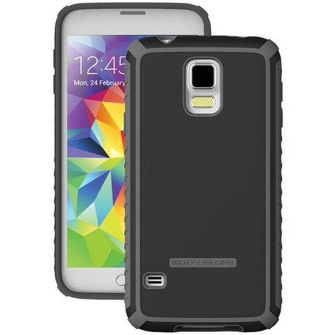 Body Glove 9409803 Samsung Galaxy S 5 Tactic Case (Black/Charcoal) - Peazz.com