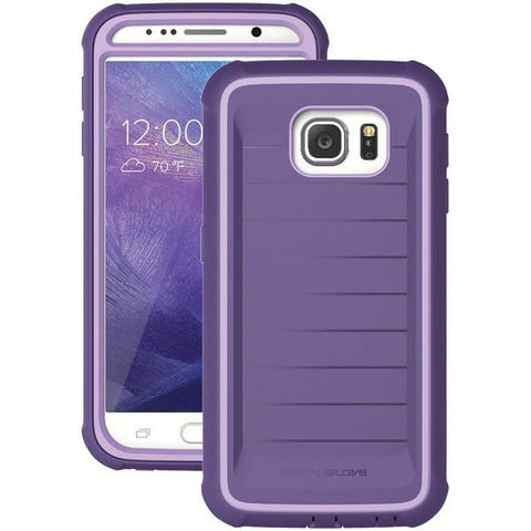 Body Glove 9491501 Samsung Galaxy S 6 ShockSuit Case (Grape) - Peazz.com