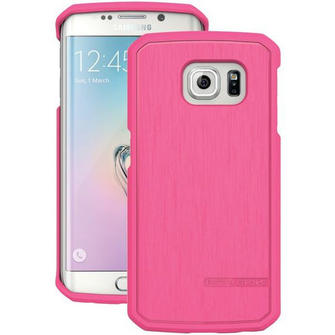 Body Glove 9535601 Samsung Galaxy S 6 Edge+ SATIN Case (Cranberry) - Peazz.com