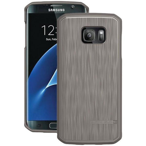 Body Glove 9552901 Samsung Galaxy S 7 edge Satin Case (Charcoal) - Peazz.com
