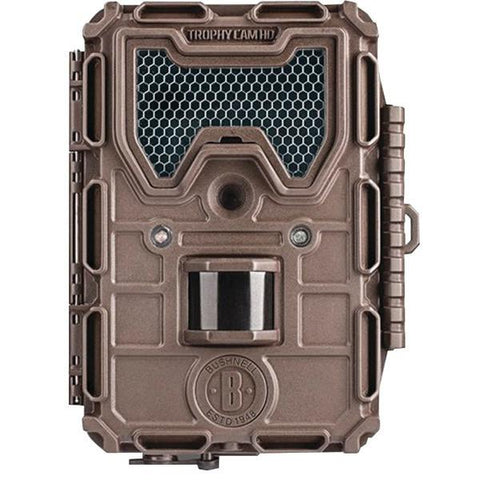 Bushnell 119774C 14.0 Megapixel Trophy Aggressor HD Low-Glow Camera (Brown) - Peazz.com