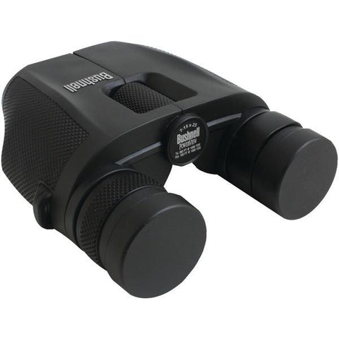 Bushnell 139755 PowerView 7–15 x 25mm Zoom Compact Binoculars - Peazz.com