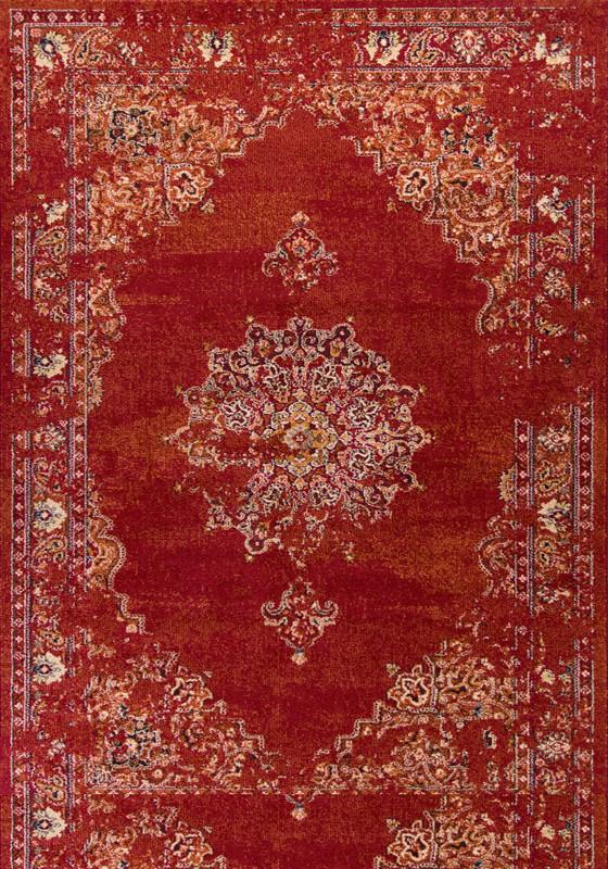 Vintage | Runner | Home | Bob | Rug | Red