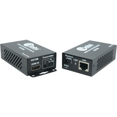 CE Labs HX70M HDBaseT HDMI CAT-6 Extender Kit for 4K - Peazz.com