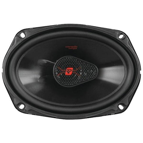 "Cerwin-Vega Mobile H4692 HED 2-Way Coaxial Speakers (6"" x 9"", 400 Watts) - Peazz.com"
