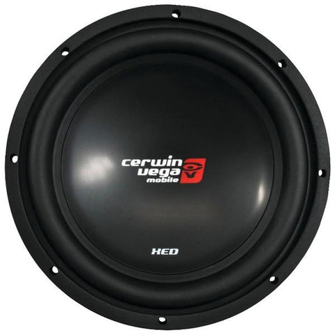 "Cerwin-Vega Mobile XED10 XED SVC 4? Subwoofer (10"", 800 Watts) - Peazz.com"
