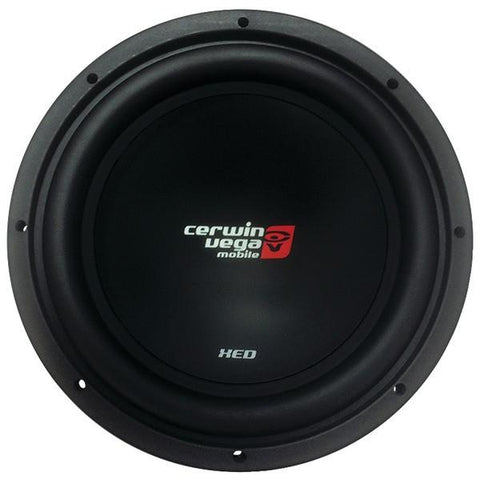 "Cerwin-Vega Mobile XED12 XED SVC 4? Subwoofer (12"", 1,000 Watts) - Peazz.com"