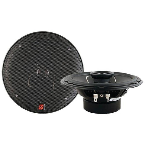 "Cerwin-Vega Mobile XED42 XED Coaxial Speakers (2 Way, 4"") - Peazz.com"