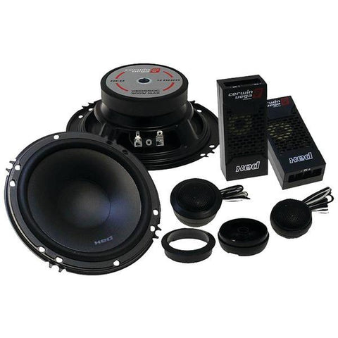 "Cerwin-Vega Mobile XED525C XED 5.25"" 2-Way Component Speaker System - Peazz.com"