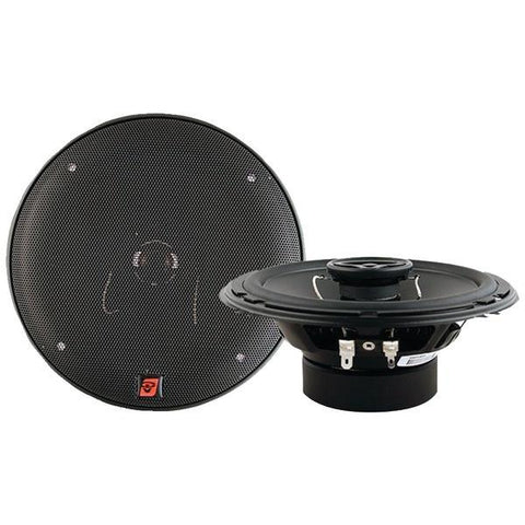 "Cerwin-Vega Mobile XED62 XED Coaxial Speakers (2 Way, 6.5"") - Peazz.com"