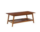 Linon CG132BIR01U Charlotte Coffee Table