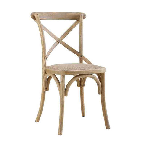 Linon CH029GRY02ASU Set Of Two Bentwood Chairs
