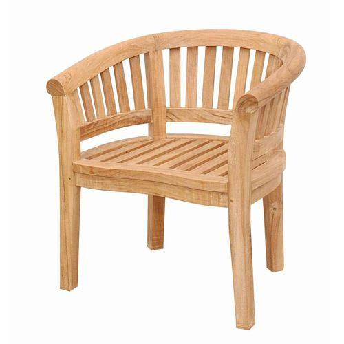 Armchair Extra Thick Wood Curve 1771 Product Photo