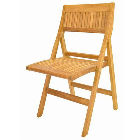 Anderson Teak CHF-550F Windsor Folding Chair (sell & price per 2 chairs only) - Peazz.com