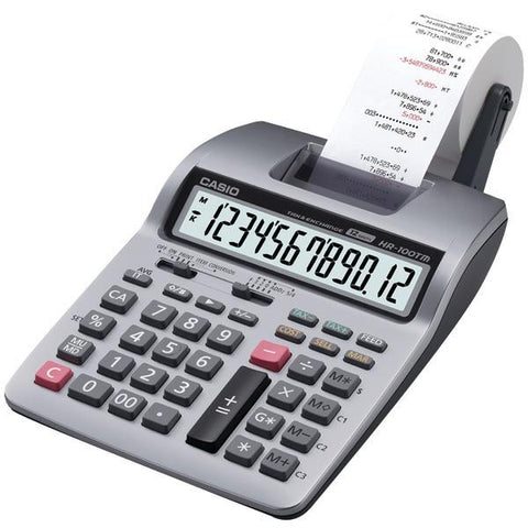 CASIO HR-100TM Business Calculator - Peazz.com