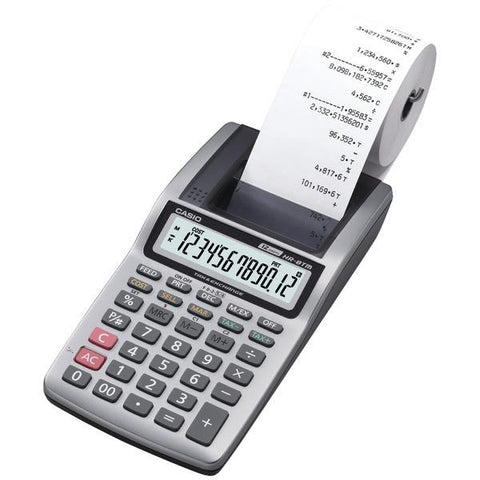 CASIO HR-8TM Printing Calculator - Peazz.com