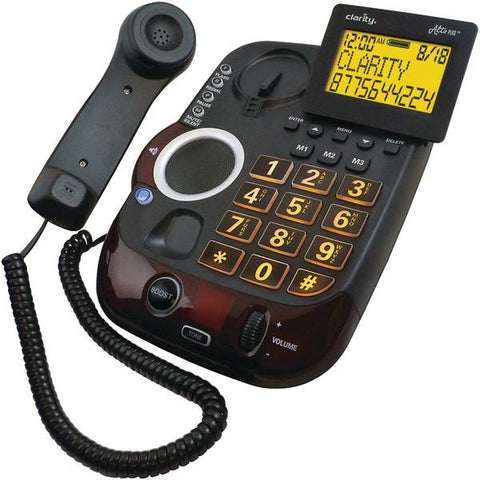 Clarity 54505.001 AltoPlus Amplified Corded Phone - Peazz.com