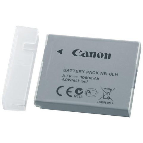 Canon 8724B001 Canon NB-6LH Replacement Battery - Peazz.com