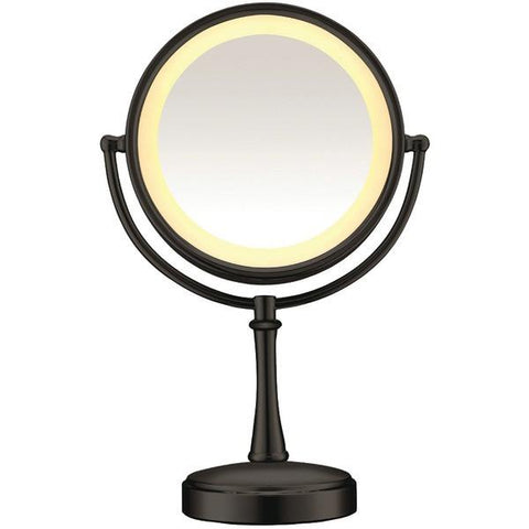 Conair BE87MB Touch-Control Lighted Mirror - Peazz.com