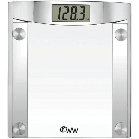Conair WW44 Weight Watchers Glass Scale - Peazz.com