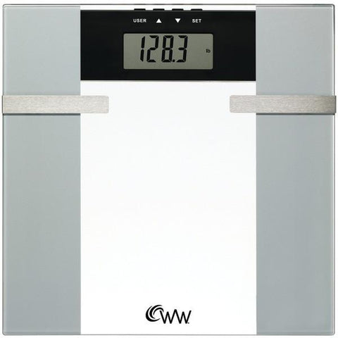 Conair WW72 Weight Watchers Digital Glass Body Analysis Scale - Peazz.com