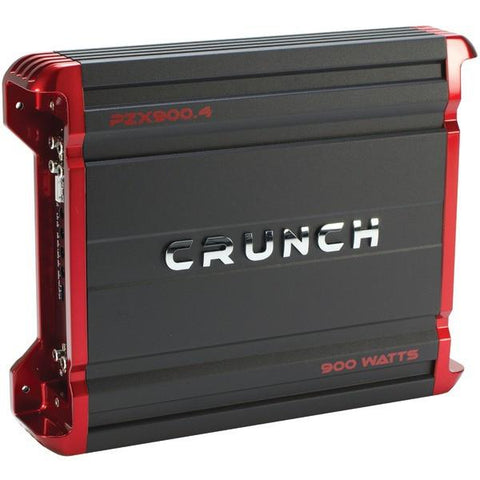 Crunch PZX900.4 POWERZONE 4-Channel Class AB Amp (900 Watts) - Peazz.com