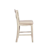 Linon CS005GRY01U May Counter Stool