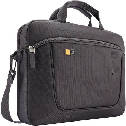 "Case Logic AUA-316A 15.6"" Notebook/iPad Slim Case (Anthracite) - Peazz.com"