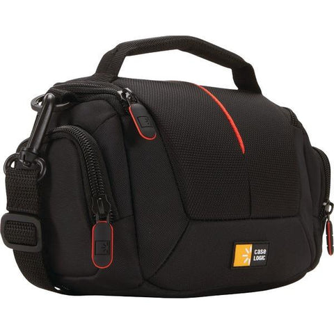 Case Logic DCB-305BLACK Camcorder Kit Bag (Black) - Peazz.com