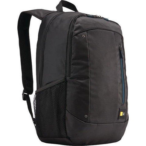 "Case Logic WMBP115BLACK 15.6"" Notebook Backpack with Tablet Pocket - Peazz.com"