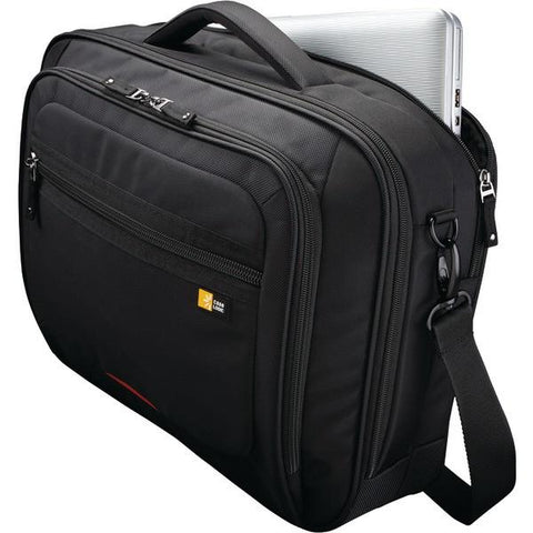 "Case Logic ZLC-216 16"" Professional Notebook & iPad Briefcase - Peazz.com"