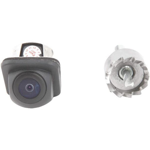 CrimeStopper Security Products SV-6818.EM.II 170° Embedded-Style Flush-Mount CMOS Color Camera with Parking-Guide Lines - Peazz.com